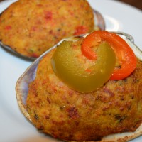 Stuffed Quahog (Stuffie)